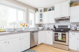 Discount Contemporary Kitchen Cabinets Inexpensive White Cabinets Home Design