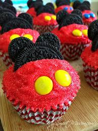mickey mouse cupcakes mickey mouse cupcakes my sweet mission