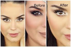 how to make eyes look bigger neutral smokey eye makeup tutorial