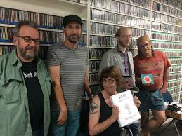 hilde trading spaces the living archive of underground music no pigeonholes radio