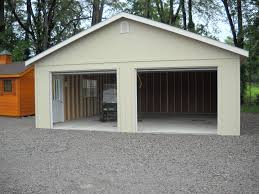 modular garages with apartment 24 u0027x24 u0027 two car garage custom built garages sales u0026 prices