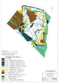 Map Nj Zoning Map U2013 Pittsgrove Township
