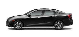black honda civic the 2017 honda civic touring trim level