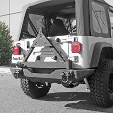 2017 jeep wrangler rugged exterior bumpers rugged ridge brands