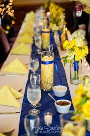 colour themes for nigerian wedding yellow and blue wedding colors wedding ideas uxjj me