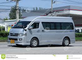 van toyota private toyota commuter van editorial stock photo image 62127348