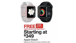 gift card deals black friday apple watch black friday deal unveiled in target black friday 2015 ad