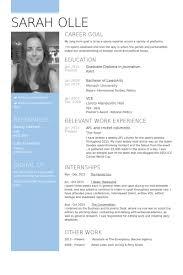Monash Resume Sample by Columnist Resume Samples Visualcv Resume Samples Database