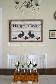 Easter Decorations Homesense by Easter Decor Homesense Wood Bunnies Easter Ideas Easter