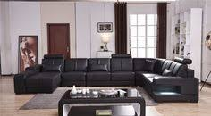7 Seat Sectional Sofa by Divani Casa Ritz Modern Bonded Leather Sectional Sofa Set