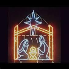 house decorative led nativity lights ichristmaslight christmas