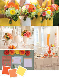 yellow color combination classic wedding invitations wedding colour combination ideas