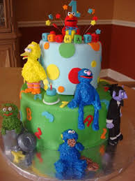 special day cakes great sesame street birthday cakes ideas