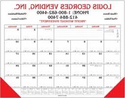 2018 desk blotter calendar custom pad regarding new house