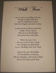 wedding wishes book ideas for wedding wish trees instead of guest books holidappy