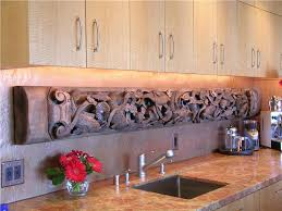 unique backsplash ideas for kitchen carved backsplash accent exceptional backsplash