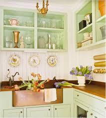 mint green kitchen colors table linens kitchen appliances mid