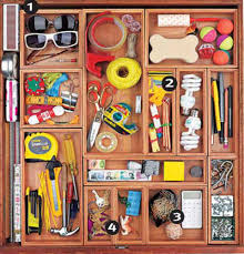 orginized the 5 golden rules of organizing