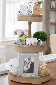 we still do valentine decor from ever thine home gratefully vintage another one of my favorite decorating obsessions is decorating my tiered tray from painted fox