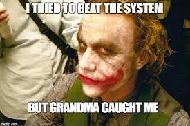 Dark Knight Joker Meme - heath ledger joker dark knight memes imgflip