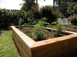 Backyard Planter Box Ideas Vegetable Garden Box Ideas Home Outdoor Decoration