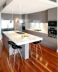cuisine avec ilot central evier ilot central cuisine avec evier 10 la quip e lot 66 id es en photos et