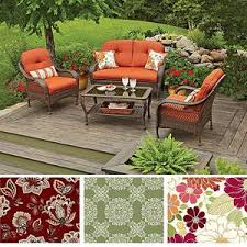 Replacement Cushions For Better Homes And Gardens Patio Furniture Most Better Homes And Gardens Azalea Ridge Replacement Cushions