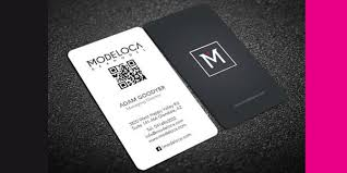 Should I Put A Qr Code On My Business Card 60 Modern Business Cards To Make A Killer First Impression