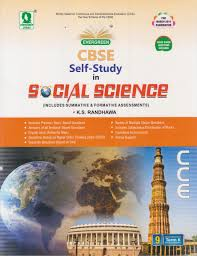 cbse self study in social science term 2 class 9 includes