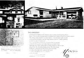Minto Homes Floor Plans Mid Century Modern And 1970s Era Ottawa Community Spotlight
