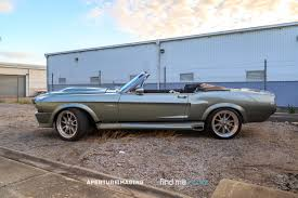 ford mustang convertible 1968 1968 ford mustang convertible eleanor find me cars
