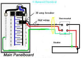 i have a sylvania model sich 5000w garage heater i am installing