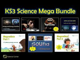 ks3 science mega bundle energy forces magnetism sound