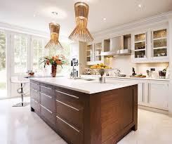 Walnut Kitchen Designs White And Walnut Kitchen Kitchen And Decor