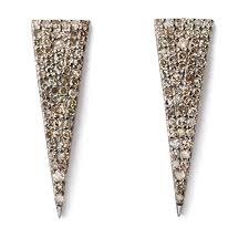 lotan earrings sheryl lowe triangle earrings goop