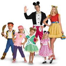 family costumes halloween disney themed dress up for the whole family future tinker family