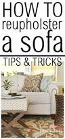 How Much Fabric To Upholster A Sofa Diy Sofa Reupholstery Sources And Tips The Chronicles Of Home