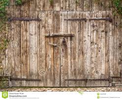 Pictures Of Old Barn Doors Old Weathered Barn Door Stock Photo Image 43420392