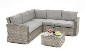 rattan corner sofa maze rattan small square corner sofa set