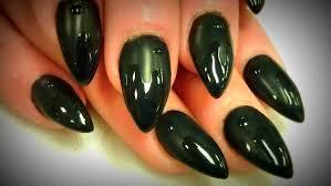 black matte gel nails youtube