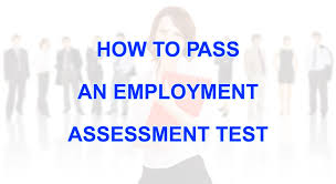 how to pass employment assessment test youtube