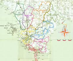 Map Northern Italy by Cycling Routes Across Northern Italy Into Croatia Bike Forums