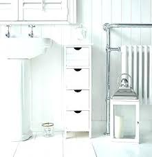 Freestanding White Bathroom Furniture White Bathroom Furniture Freestanding Bathroom Storage Cabinet