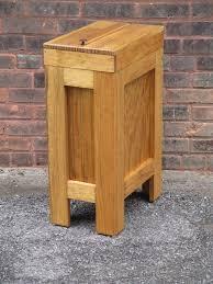 kitchen trash bin cabinet wooden kitchen trash bin kenangorgun com