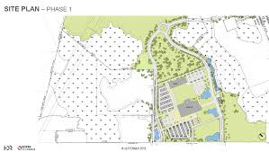 building site plan roper st francis releases site plan for berkeley county hospital