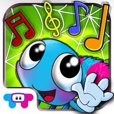 itsy bitsy spider educational activities songs on the app store