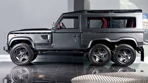 mercedes amg 6x6 cost this kahn flying huntsman 6 6 costs almost 200 000 gbp
