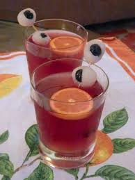 dosanko in the south eerie halloween eyeball drink