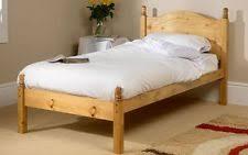 solid wood country bed frames u0026 divan bases ebay