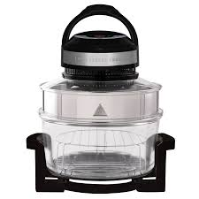 the sharper image 8217 super wave oven halogen infrared